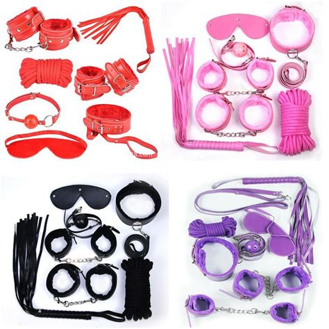 Sale Play Color K Limited Econeco Lulu Set By Tombow sale 7pcs set play faux leather restraint kit mask cuffs 4