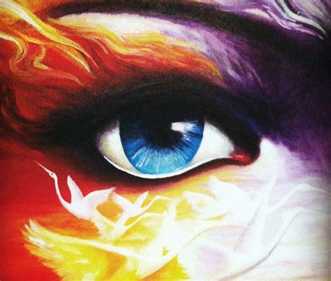 acrylic painting eye acrylic eye painting by deebuchanan on deviantart