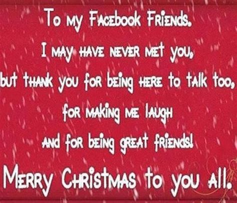 facebook friends quotes quote facebook facebook quotes christmas christmas quotes