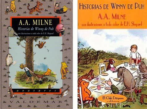 libro winny de puh winnie the pooh de libros padres e hijos el osito winny de pooh
