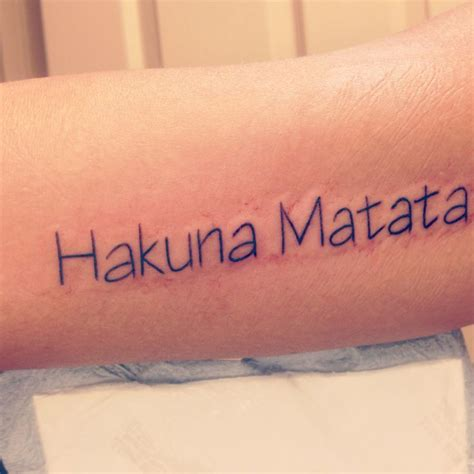 hakuna matata tattoo design 1000 images about tattoos piercings on