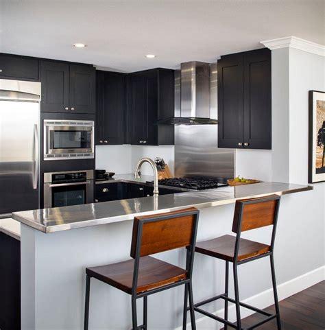 Cabinets Designs Kitchen by Como Montar E Decorar Uma Cozinha Americana Elegante