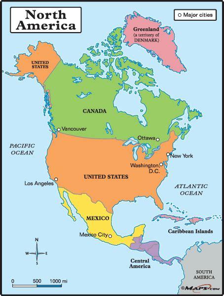 map of usa showing alaska geography america