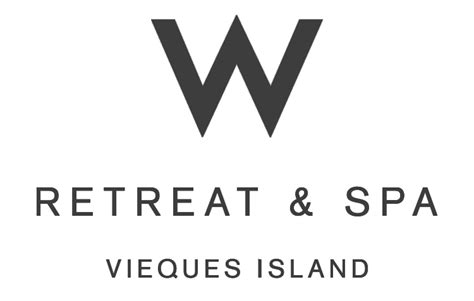 spoon: W Hotel (Vieques Island, Puerto Rico) | Fork then Spoon W Hotels Logo
