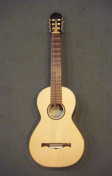 Best Handmade Classical Guitars - luthier alan simcoe custom classical acoustic guitar