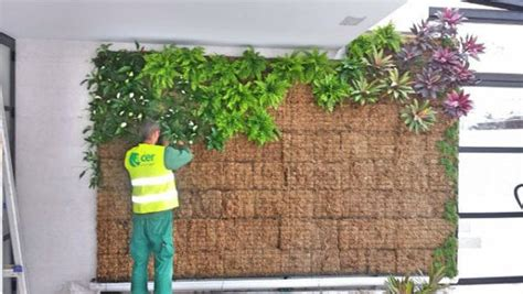 imagenes de jardines verticales caseros c 243 mo hacer jardines verticales paso a paso materiales