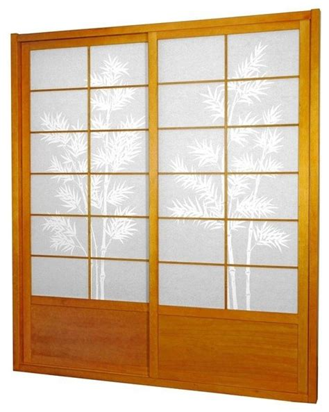 Dimensions Of Your Shoji Sliding Doors Japanese Closet Doors