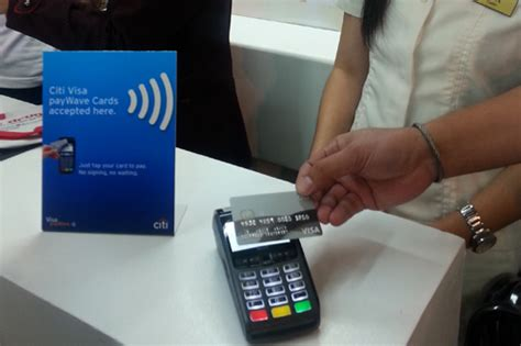 Sle Credit Card Number Philippines With This New Credit Card You Can Wave And Pay Abs Cbn News