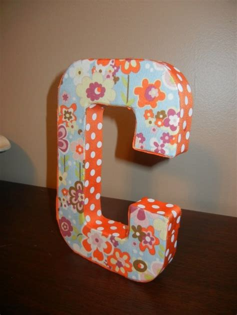 fabric covered letters for nursery diy fabric letters fabric covered great gifts and so