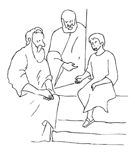 coloring pages boy jesus in the temple free boy jesus at the temple coloring pages