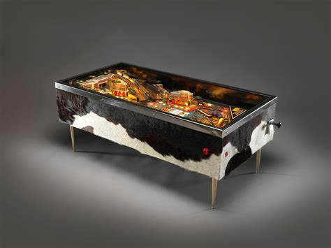 Wars Coffee Table by The Droid Wars Coffee Table Pinball Machine