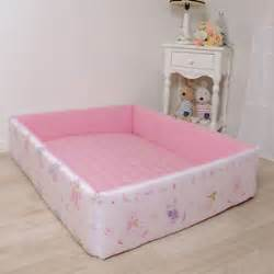 bed for baby desingdeco bumper baby bed crib size 80cmx100cm various