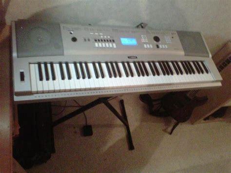 Keyboard Yamaha Dgx 230 yamaha dgx 230 image 143028 audiofanzine