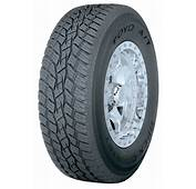 Toyo Tires Open Country At Ii  2017 2018 Best Cars Reviews