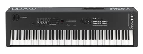 Keyboard Yamaha Mx88 Yamaha Mx88 88 Note Weighted Synthesizer