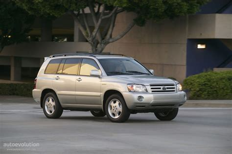 how to learn about cars 2001 toyota highlander regenerative braking toyota highlander specs 2001 2002 2003 2004 2005 2006 autoevolution