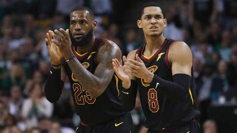 who is the cavaliers player with the high hair cavs vs celtics score takeaways perfect start for