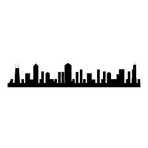 chicago skyline icons noun project