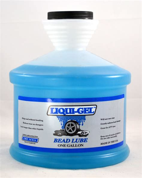 bead lubricant ti2600 liqui gel tire slick bead lube gallon