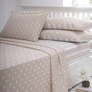 King Size Bed Sheet Set Uk Modern Flannelette King Size Sheet Set Spots