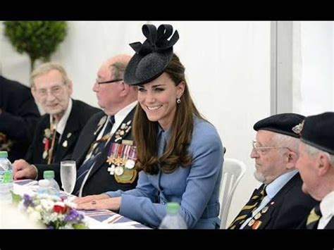 the duchess deal meets duke d day anniversary duke and duchess of cambridge meet