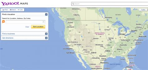 Door To Door Directions Yahoo by Powered By Nokia The New Yahoo Maps Goes Live