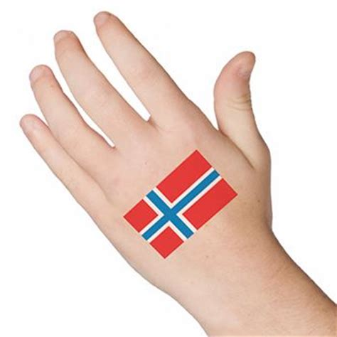 tattoo cost norway norway flag tattooforaweek temporary tattoos largest
