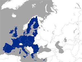 eu map 2016 mapsof net