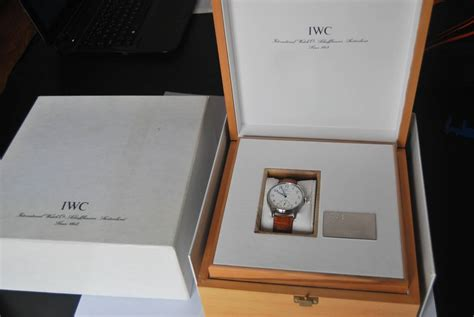 Limited Editions 6083 fs iwc portuguese fa jones limited edition complete set iw544203 5442 03 544203 ss omega forums