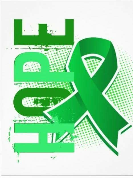 cerebral palsy color cerebral palsy awareness green awareness ribbon