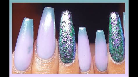 color changing acrylic nails how to color changing acrylic gel chrome nails