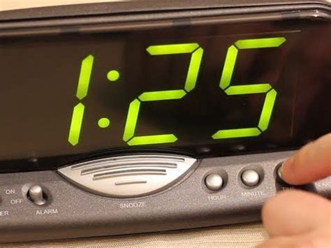 alarm clock sound hack youtube