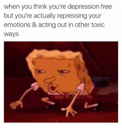 Meme Depression - funny depression memes of 2017 on sizzle too much time