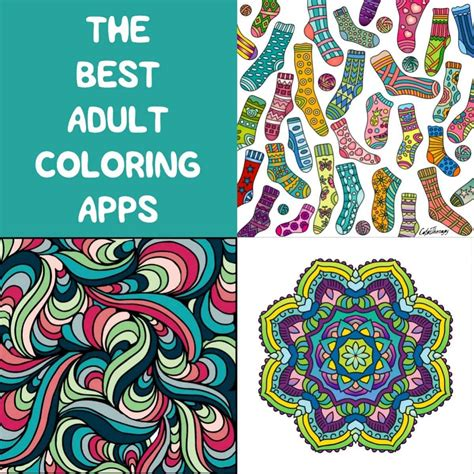the best coloring apps for adults including free diy