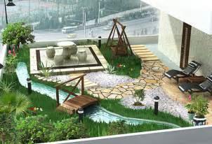 Indoor Garden Design Indoor Garden Design Interior Design Architecture And
