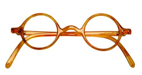 glass frame with turtle eyeglasses