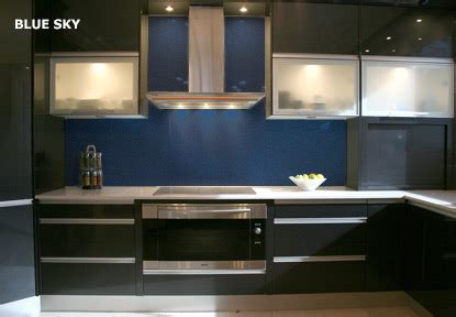Kitchen Cabinets With Glass Polytech Glass Glass Finish Pearl Shimmer Range