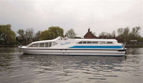 swan boats dates swan rapide richardson s boating holidays