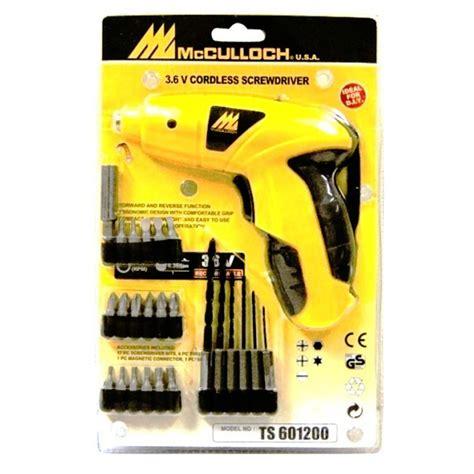Cordless Screwdriver 3 6v Fisch Murah hypermart fisch cordless screwdriver 3 6v rechargeable