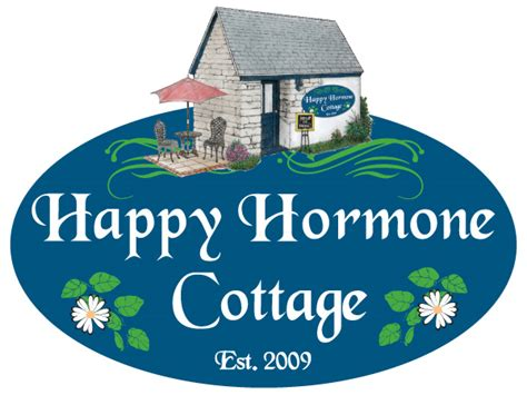 Hormone Cottage happy hormone cottage partners with forever health and