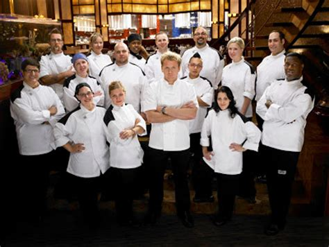 Hell S Kitchen Season 1 by Hell S Kitchen Contestants Where Are They Now Reality