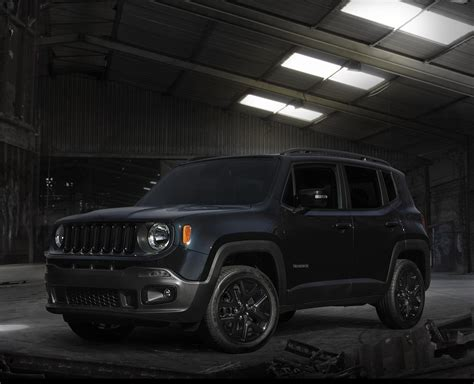 jeep renegade dawn  justice special edition news  information