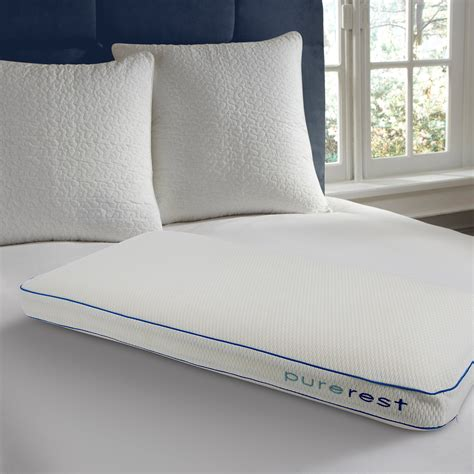 extra large bed rest pillow pure rest living italian style luxury memory foam bed