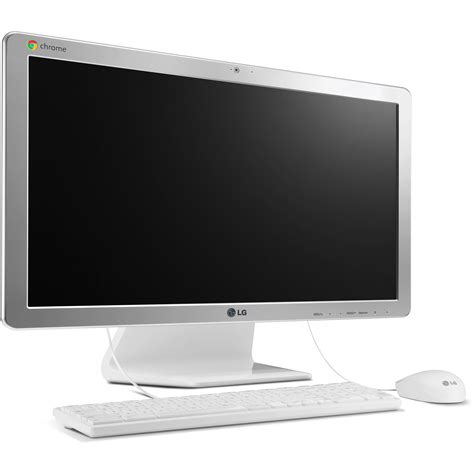 Lg Chromebase 21 5 Quot All In One Desktop Computer 22cv241 W Desk Top Computers