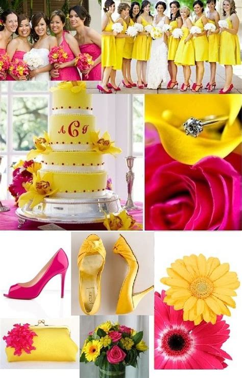 78 best images about canary yellow wedding inspiration on yellow weddings