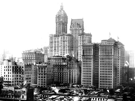 the singer building tallest building destroyed until 9 11 keith york city
