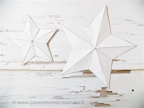 tutorial per origami tutorial come fare una stella origami pane amore e
