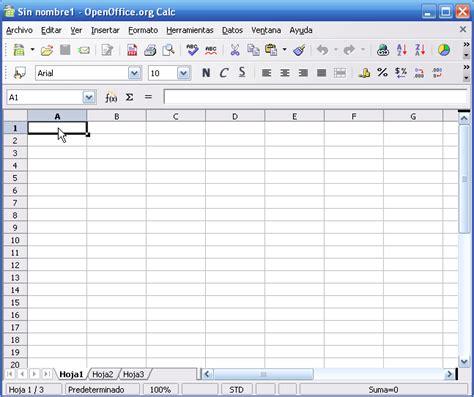 hojas de calculo utiles minifiscalcom computacion 2010 hojas de calculo