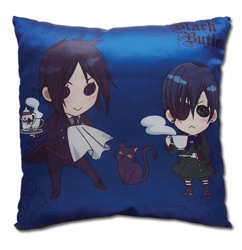 Ciel Pillow by Black Butler Pillow Products