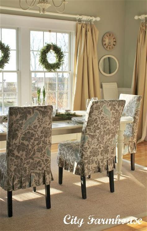 images  bedroom chair cover  pinterest chair slipcovers chairs  parson chair covers